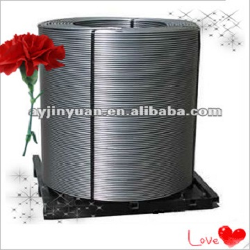 Ferro alloy Cored Wire for steel making