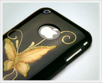 Apple iPhone Case - Hand Printing Collection