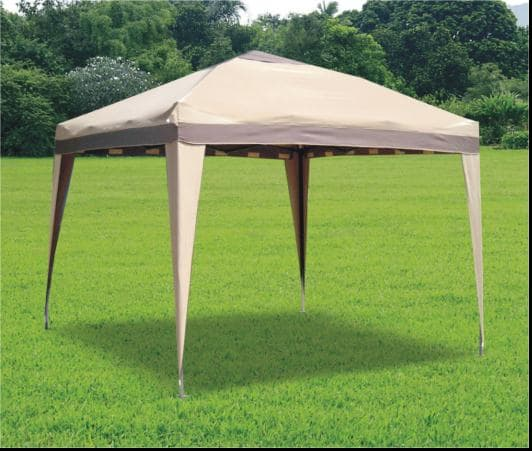 This is a tent, Not a Gazebo.