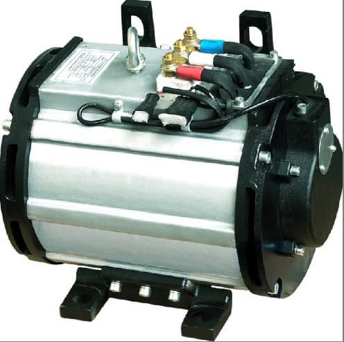 Ac Traction Motor Manufacturer Up To 27kw From Foshan