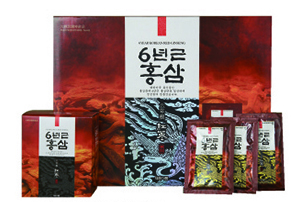 Korea Red Ginseng Extract