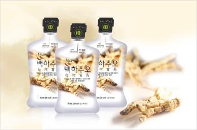 Korean Herbal Health Drink, Wilfordi Root