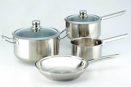 Stainless Steel Cookware From Guangdong Changing Stainless