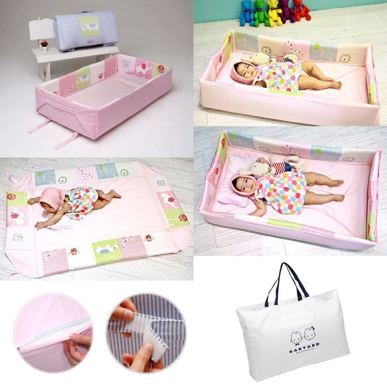 One touch portable baby bed (Popular model) from Babyard ...