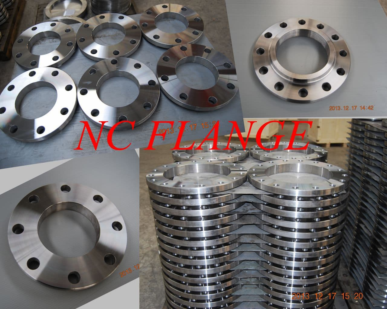 China slip on flange