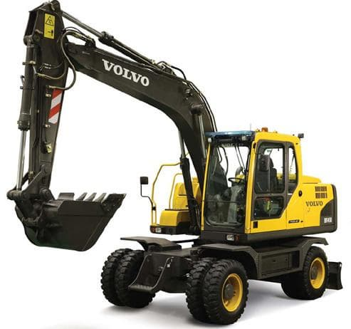 korean made genuine volvo samsung excavator spare parts