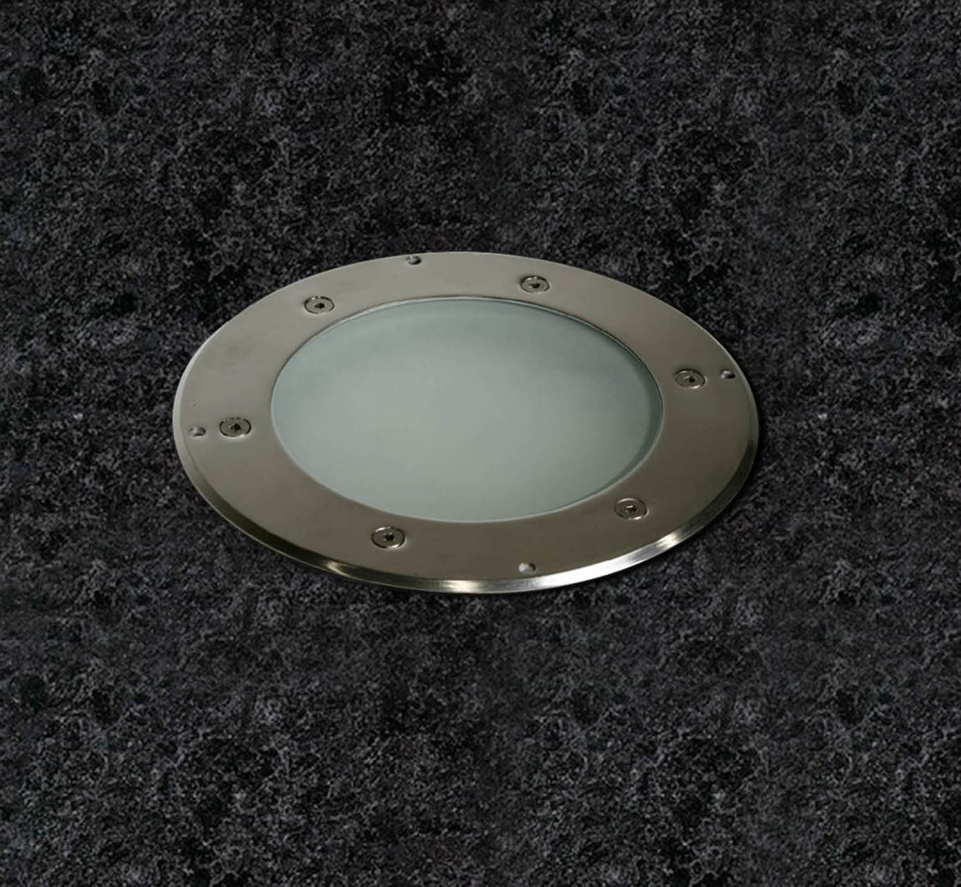 Ground light fixture 120v led composite in ground for In ground landscape lighting fixtures