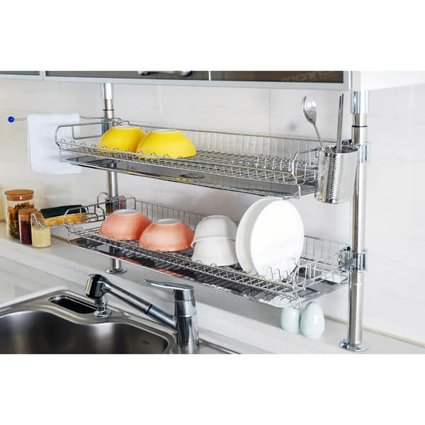 sits in cupboard over sink. dish drying rack tiskikaappi Finnish ...