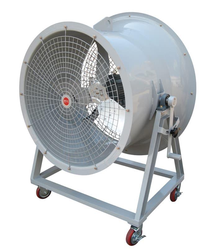 Vane Axial Fan : Large vane axial fans tfd g ht mt fanzic from
