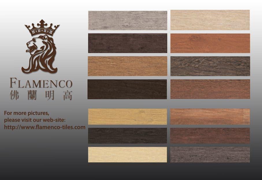 Wooden Tiles From Flamenco Ceramics Co Ltd B2b