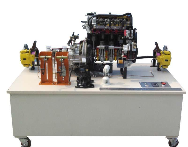 FF Automotive power system structure