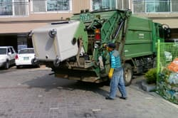 Garbage Compactor Truck (HGCH1200)