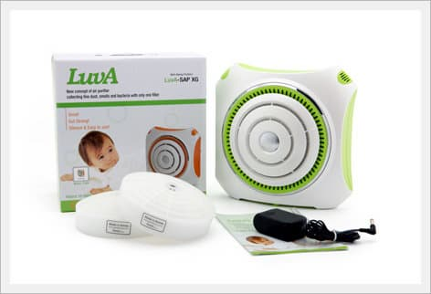 LuvA Nano Air Purifier