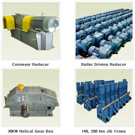 Reducer for Industrial Purpose