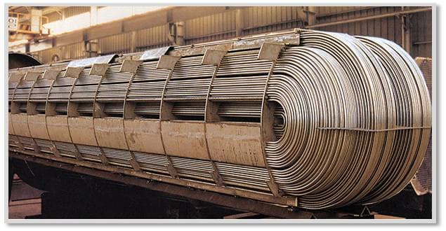 Stainless Steel Tube for Boiler and Heat Exchanger from Sejin Tube ...