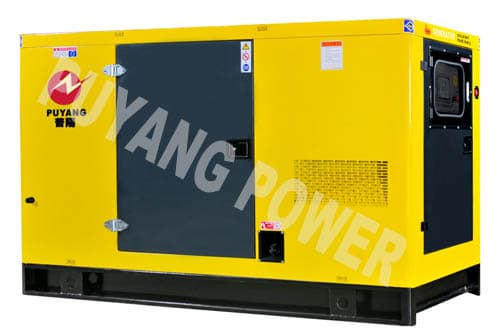 Cummins <strong>soundproof</strong> diesel generator set