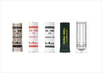 Tear Gas Shell Tear Gas Cartridge Tear Gas Rounds Dk 38s