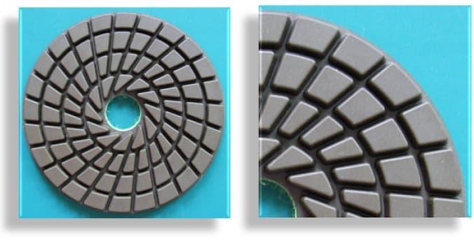 4 Step Floor Restoration Polishing Pad From Rm Tech Korea