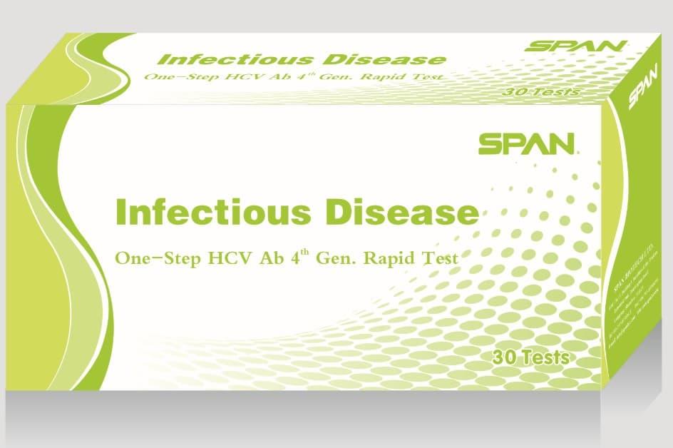 HCV 4th generation rapid test