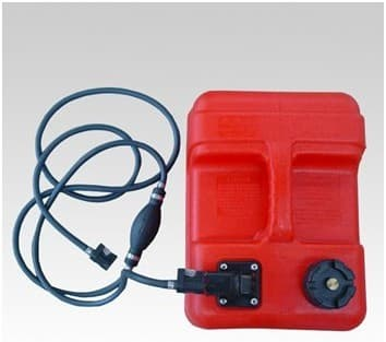 Outboard motor spare parts fuel tank from shanghai cnpower for Gas tanks for outboard motors