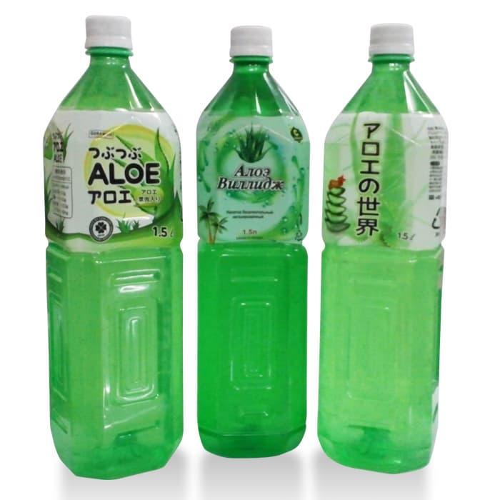Korean Aloe Vera Water 11