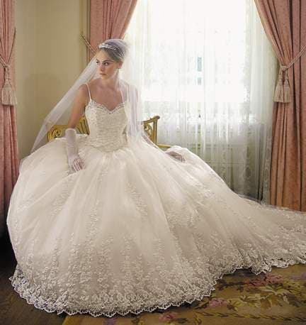Product Thumnail Image Zoom Wedding Dress Bridal Gown