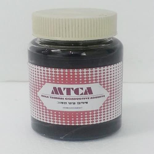 Mega Thermal Conductive Adhesive, Gel, Black