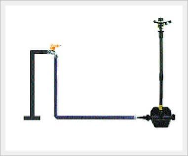 Sprinkler Set for Selling of One Multi-purpose Set