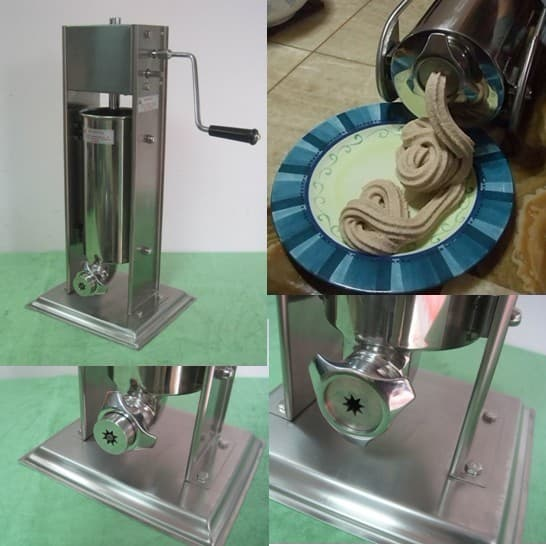 China churro maker/machine/equipment/churrera