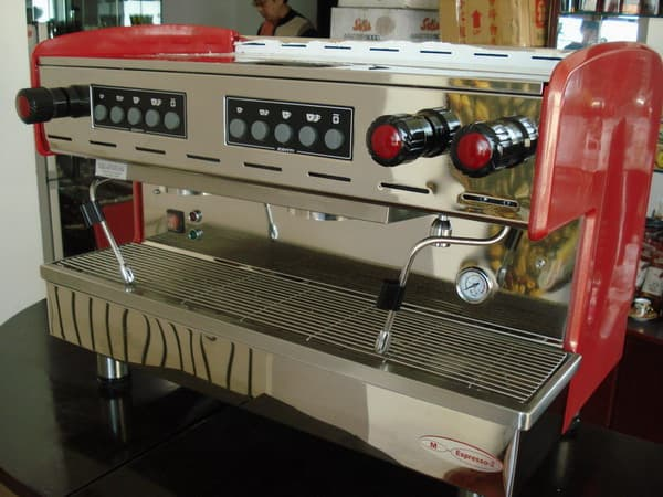 beautiful commercial coffee machines expobar machine intended decorating ideas - Industrial Coffee Maker