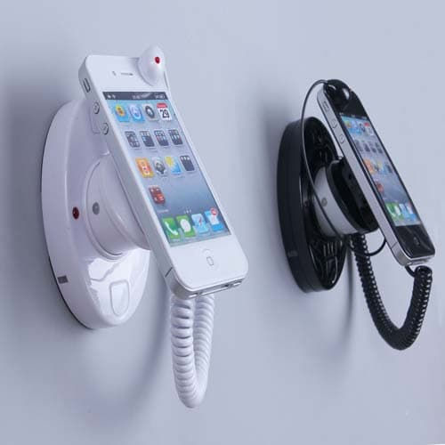 Anti Theft Cell Phone Security Alarm Stand Holder From
