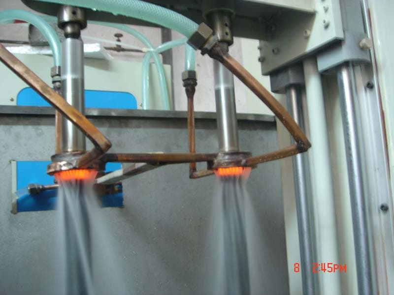High frequency <strong>induction</strong> <strong>hardening</strong> <strong>machine</strong> XG-80KW