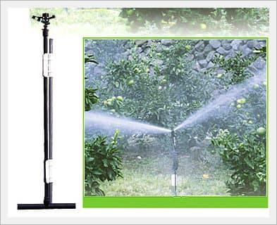 Sprinkler System for Fruit Products