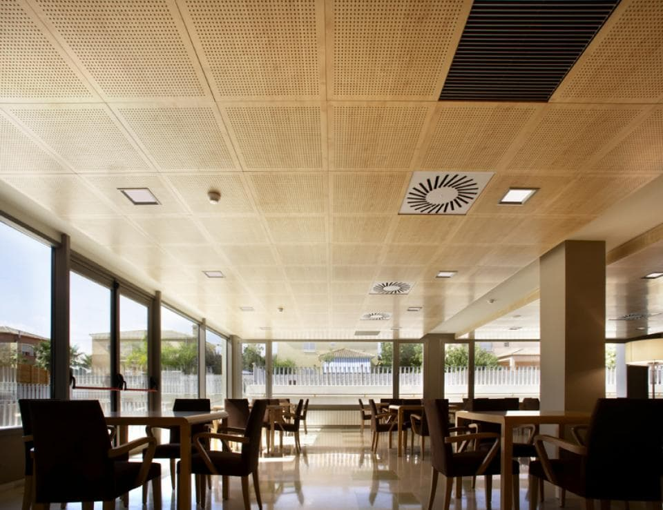 Siuperfo Wooden Perforated Panel From Guangdong Siu