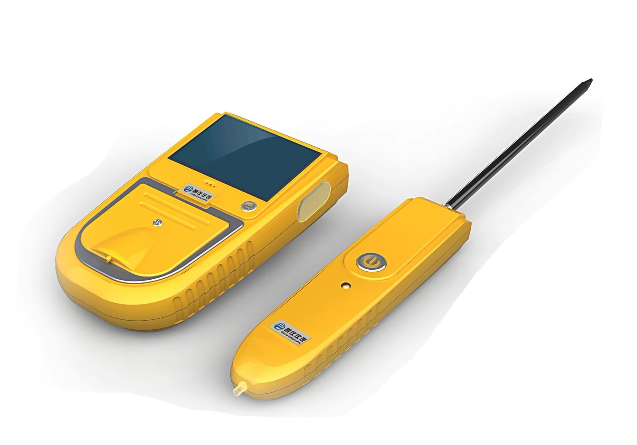 Portable Gas Detection Systems : Pgas portable multiple gas detector ch o co h s