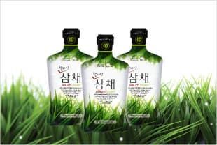 Korean Herbal Health Drink, Allium Hookeri