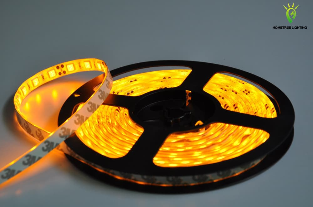 New Fashion Various Color 5050 60 LED/m <strong>Flexible</strong> IP65 Waterproof Light Strip Lamp