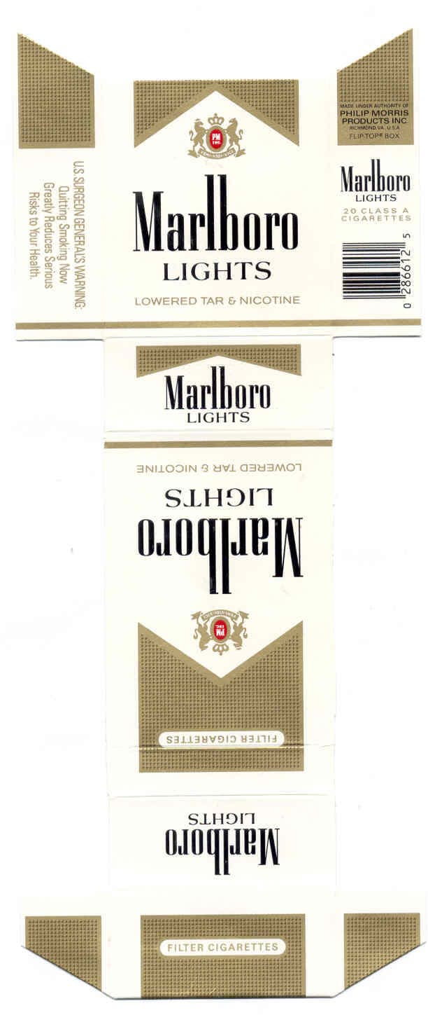 How much is Benson Hedges cigarettes