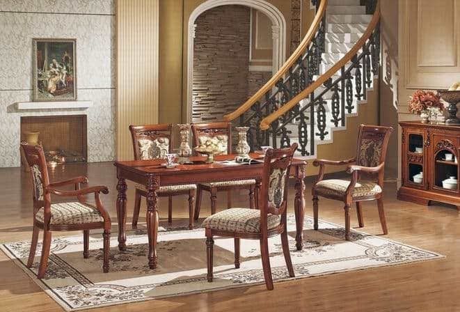 wood dining tablechairshome furniture from lianzhong furniture
