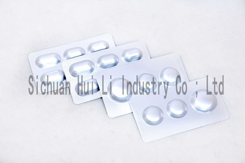 Cold form blister foil for pharma <strong>packaging</strong> in China