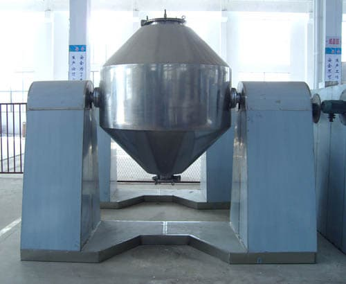 Double Cones Dryers Tumblers ~ Szg series double cone rotating vacuum dryer from jiangyin