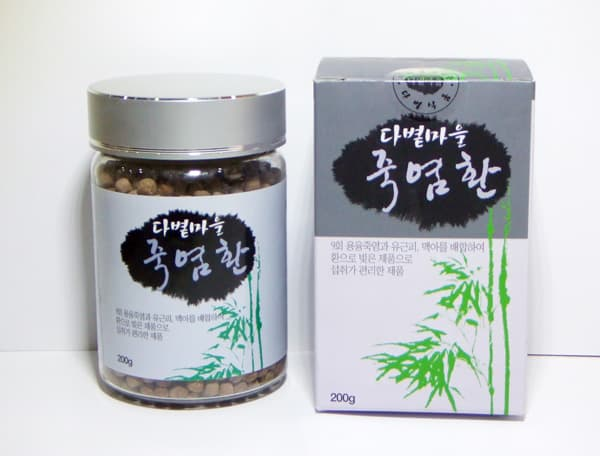 Jukyeom-Whan (Bamboo salt tablet)