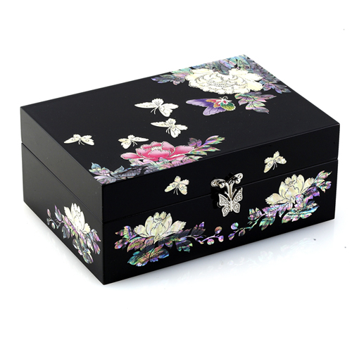 chrysanthemum jewelry box from AROMATTE CO LTD B2B marketplace