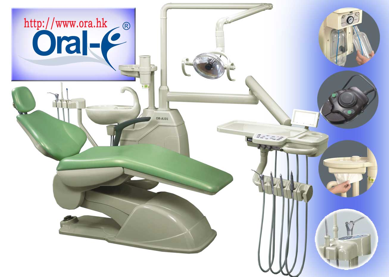 Dental Chair Dental Unit Professional Dental Unit