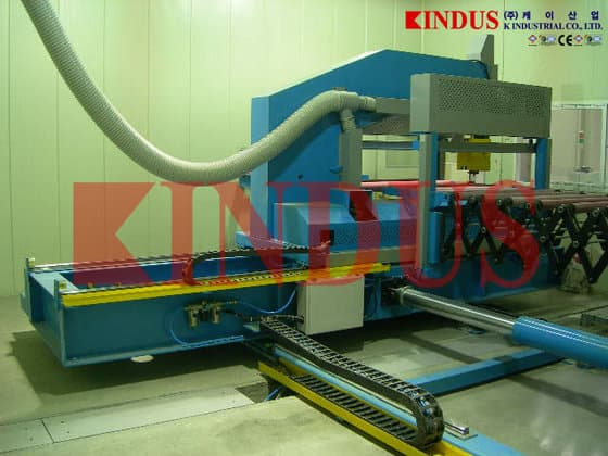 Band <strong>Saw</strong> Machine for Sandwich Panel Production Line