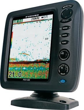 Furuno fcv585 color gps from dafang international trade for Furuno fish finders