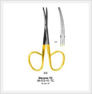 Scissors[Strabismus Scissors TC]