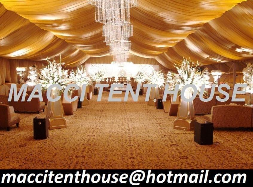 Banquet Frame Wedding Marquee Tent Tradekorea
