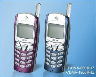 CDMA Bar Type Phone (mobile phone)