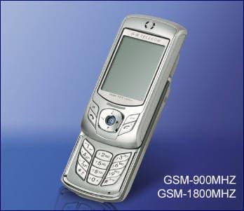 GSM Sliding Type Phone (mobile phone)